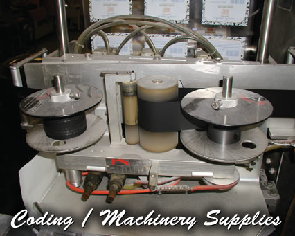 Packaging Machinery and Coding Machinery Supplies